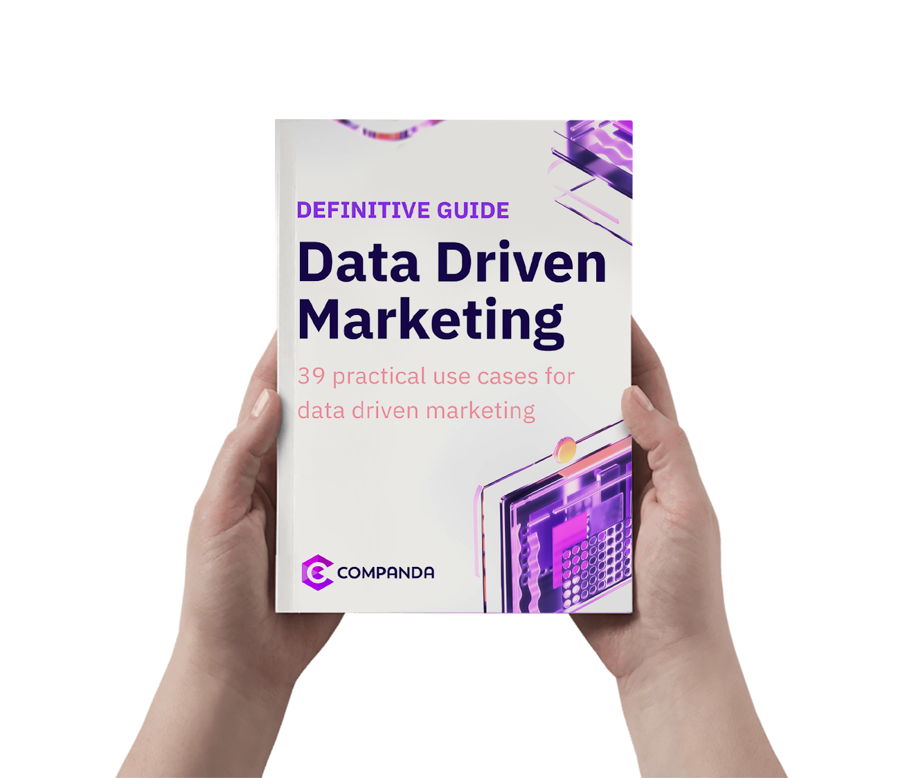 Data Driven Marketing Ebook Cover