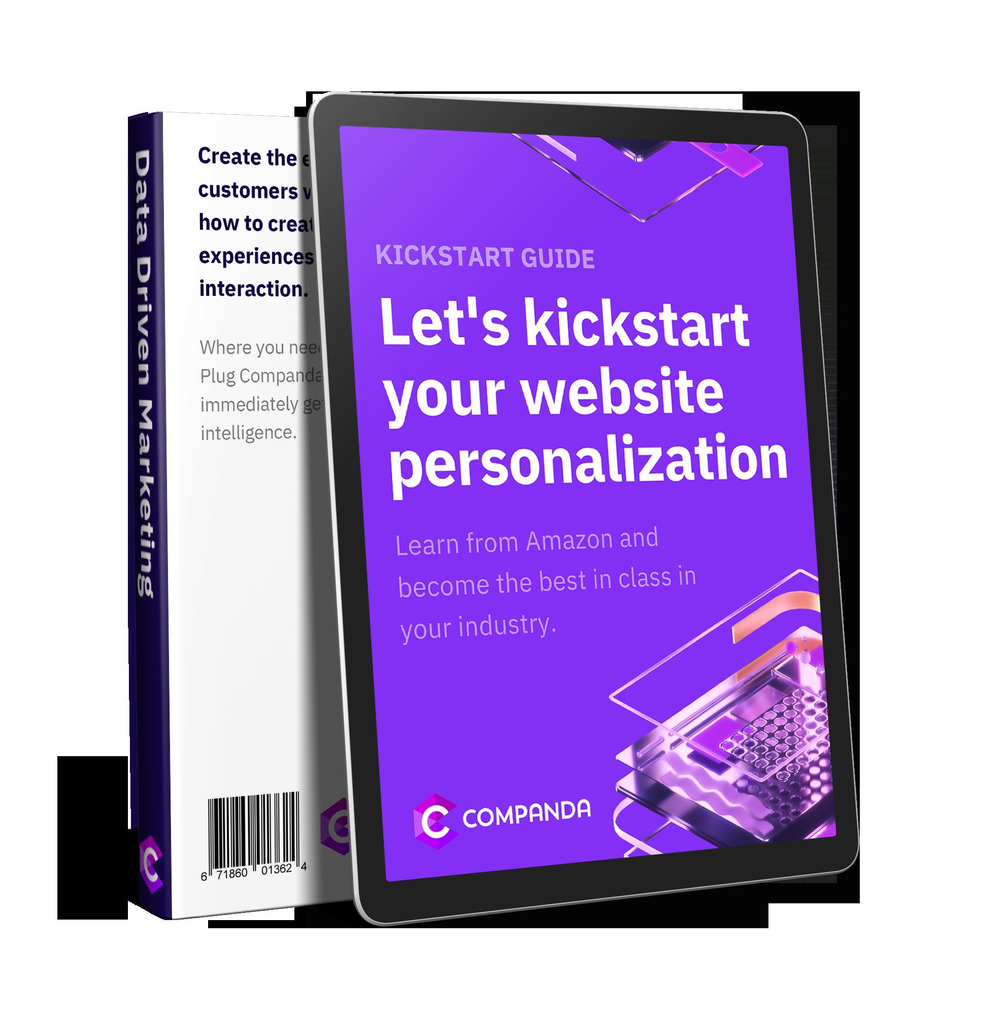 website personalization ebook